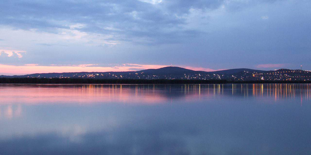 Lake Velence, one of Hungary's most significant lakes will be renewed – a 44 Million € project