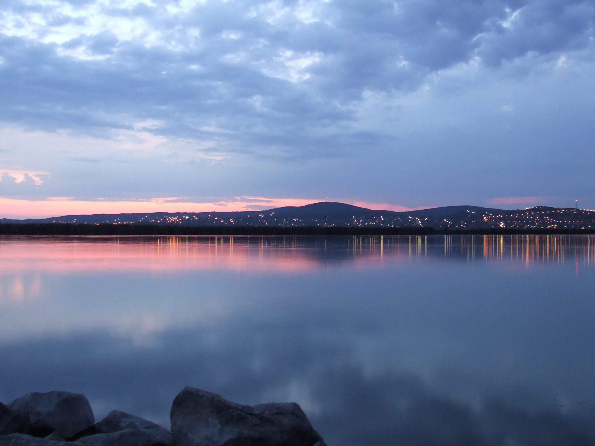 Lake Velence Velencei-tó