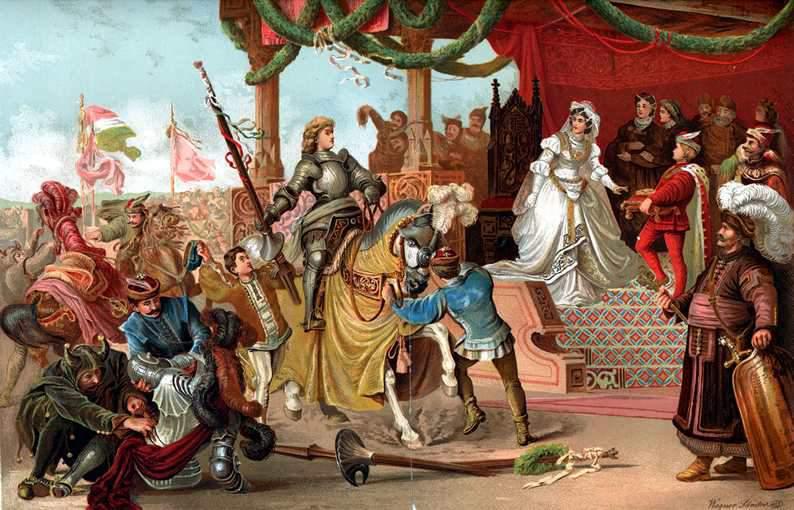 Matthias Corvinus Mátyás Király
