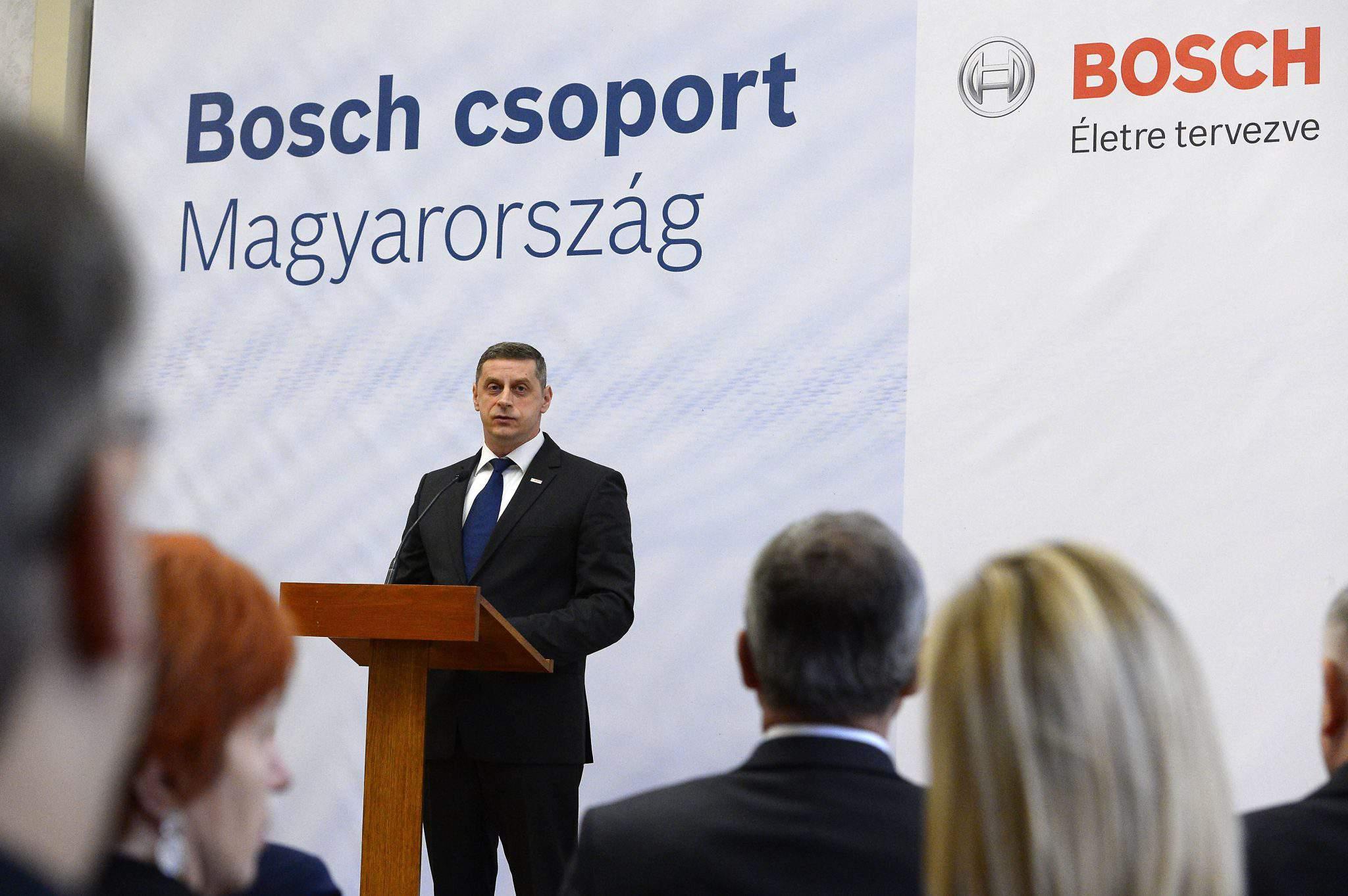 Bosch Hungary