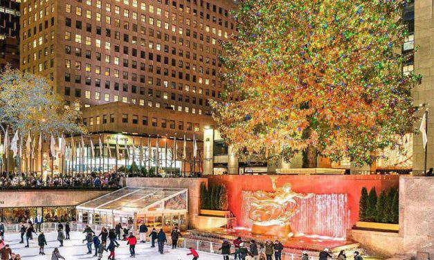 Exciting! Today Hungarian Advent festival opens in New York!