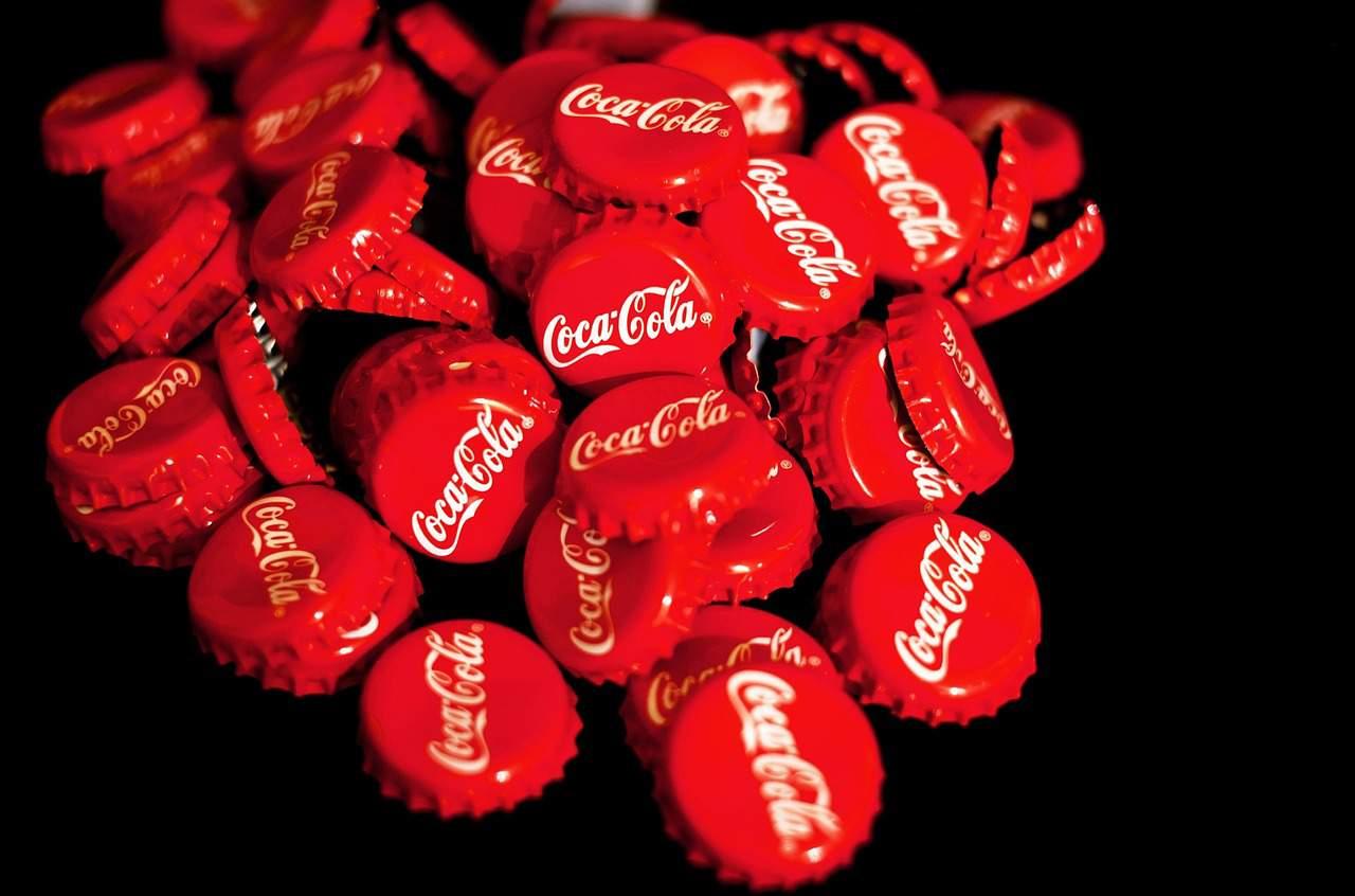 coca cola, drink, ice, cold