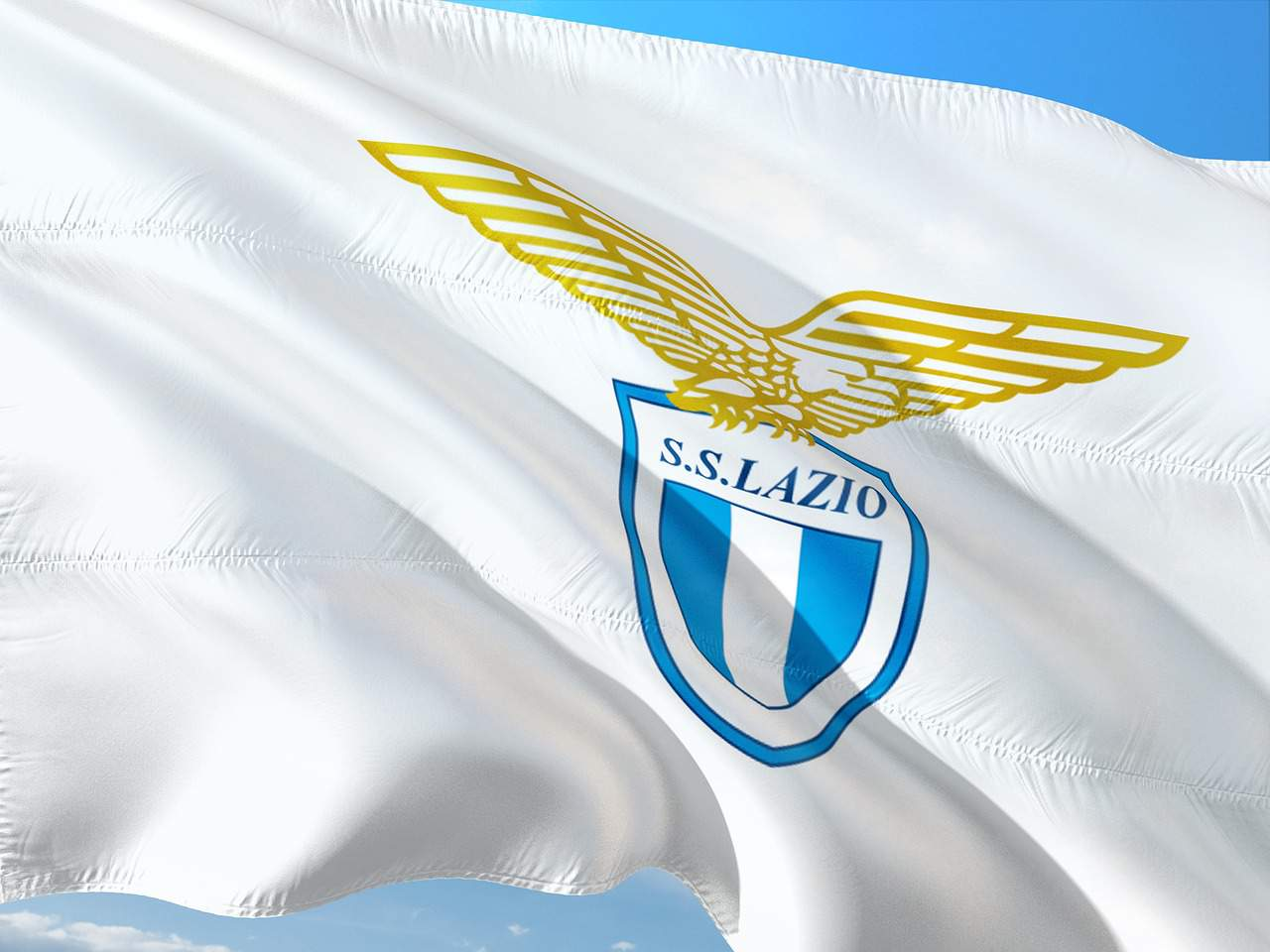 flag, football