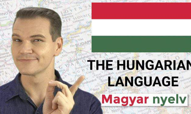 Worth to watch! Hungarian language through the eyes of a foreigner – video