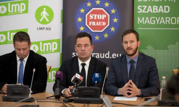 Jobbik, LMP back 'Stop fraud and abuse of EU funds' citizens' initiative