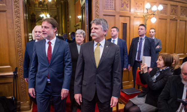 House speakers mark anniversary of Hungarian-Croatian Compromise
