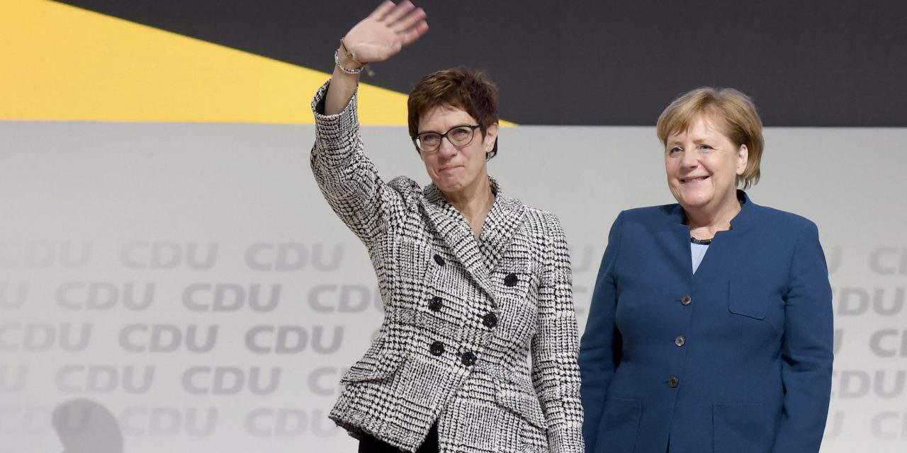 Orbán congratulates Kramp-Karrenbauer on election as CDU leader