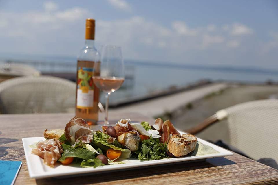 Lake Balaton restaurants