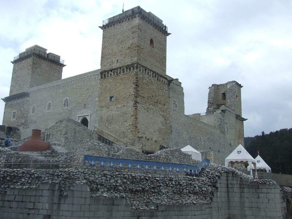 Castle of Diósgyőr Diósgyőri Vár