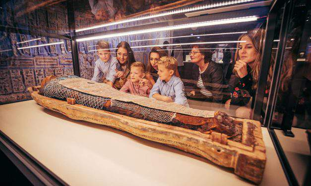 Curious find in Hungary – a mummy with no heart