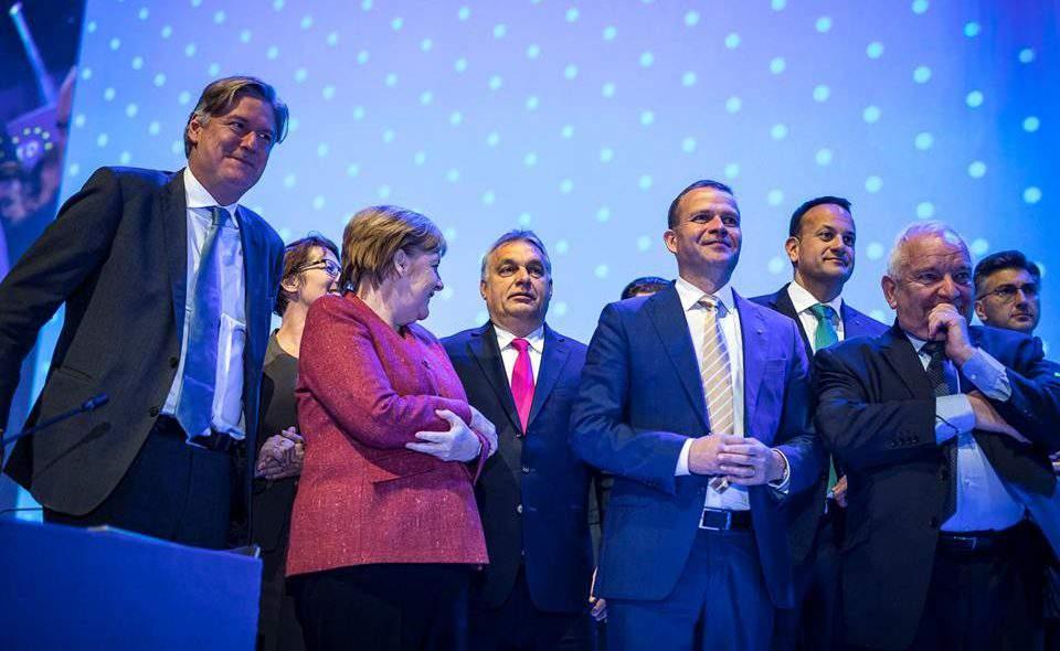 Orbán Fidesz EPP