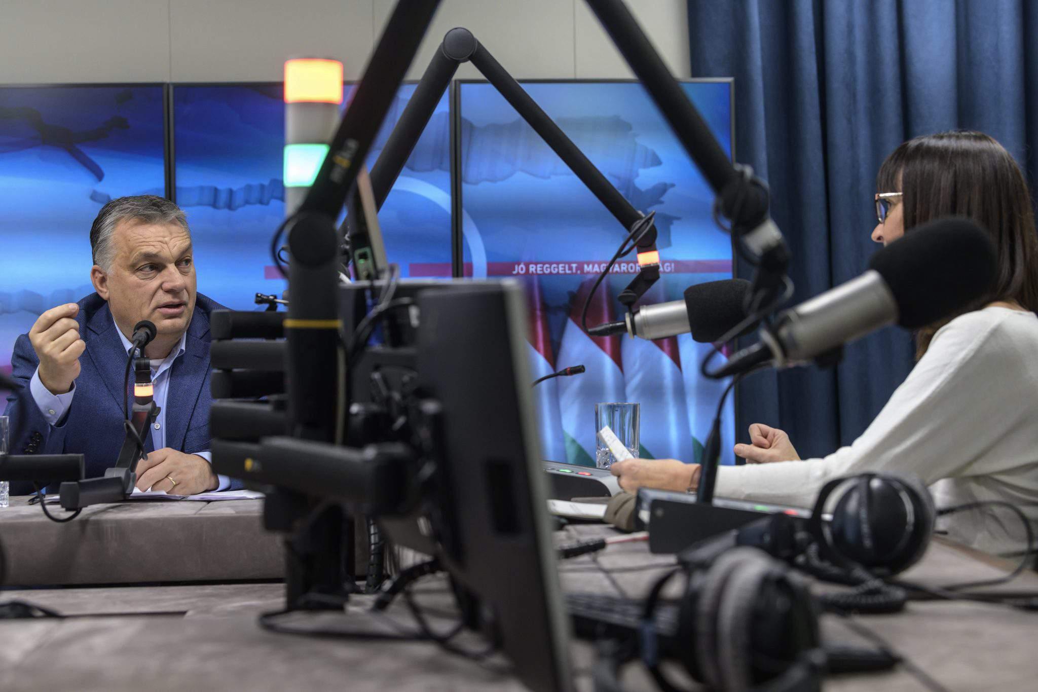 Orbán Kossuth Radio