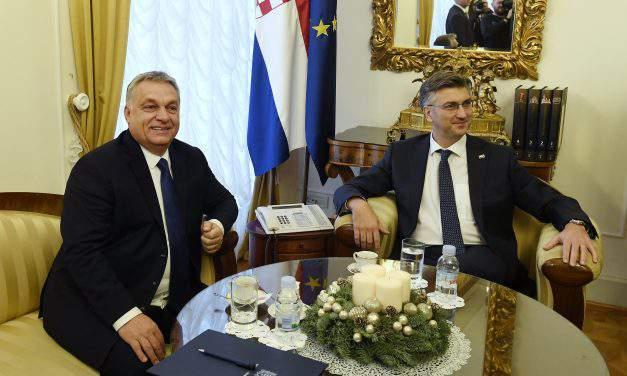 Foreign minister: Hungary, Croatia should further boost economic cooperation
