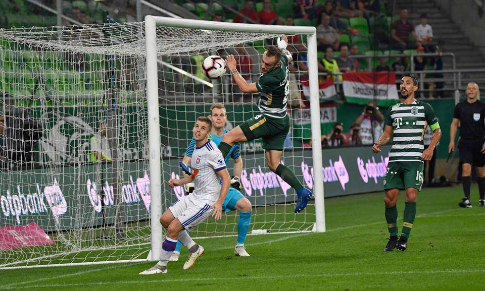 Amazing goals in the Hungarian Football League this season – VIDEOS