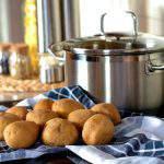 potato, food, cooking