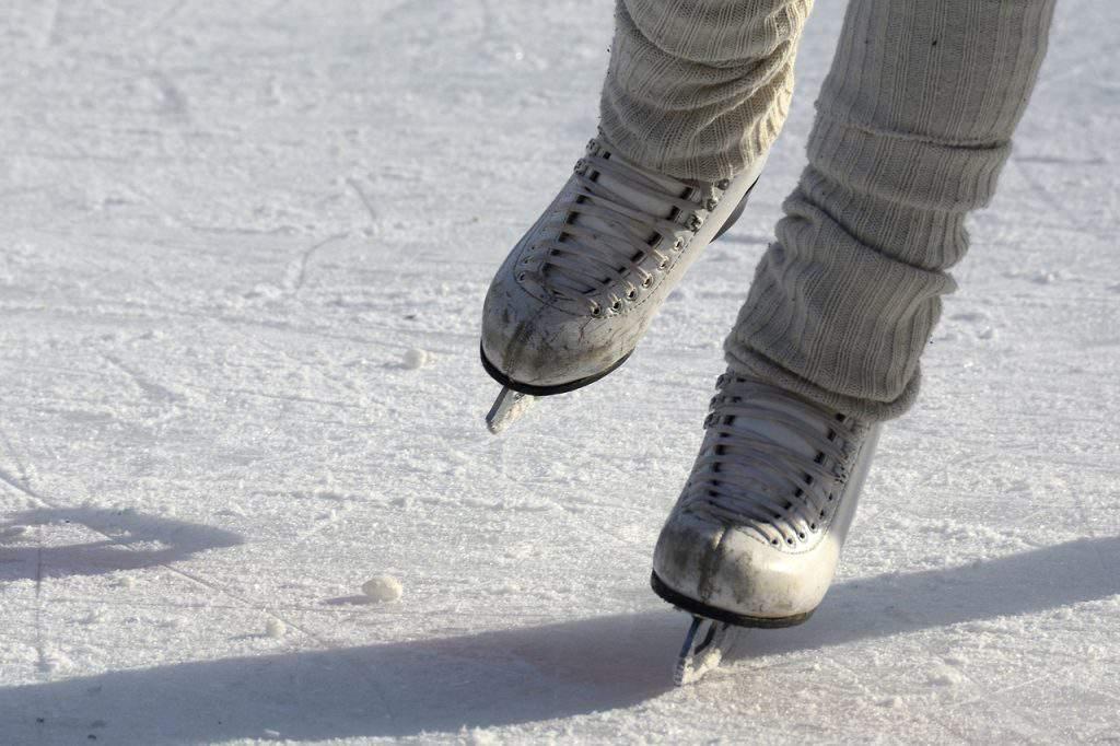 ice, skate, fun