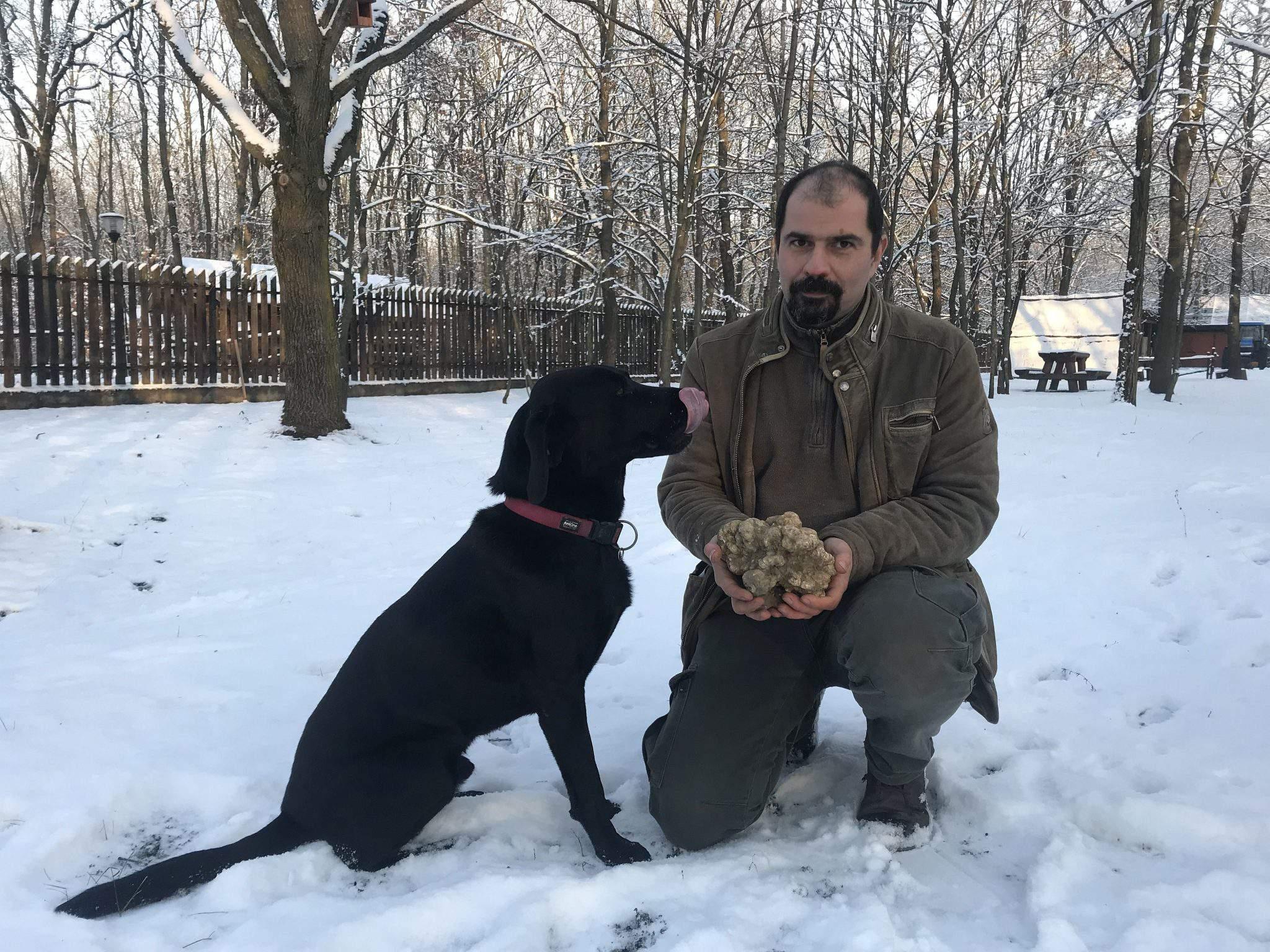 record truffle