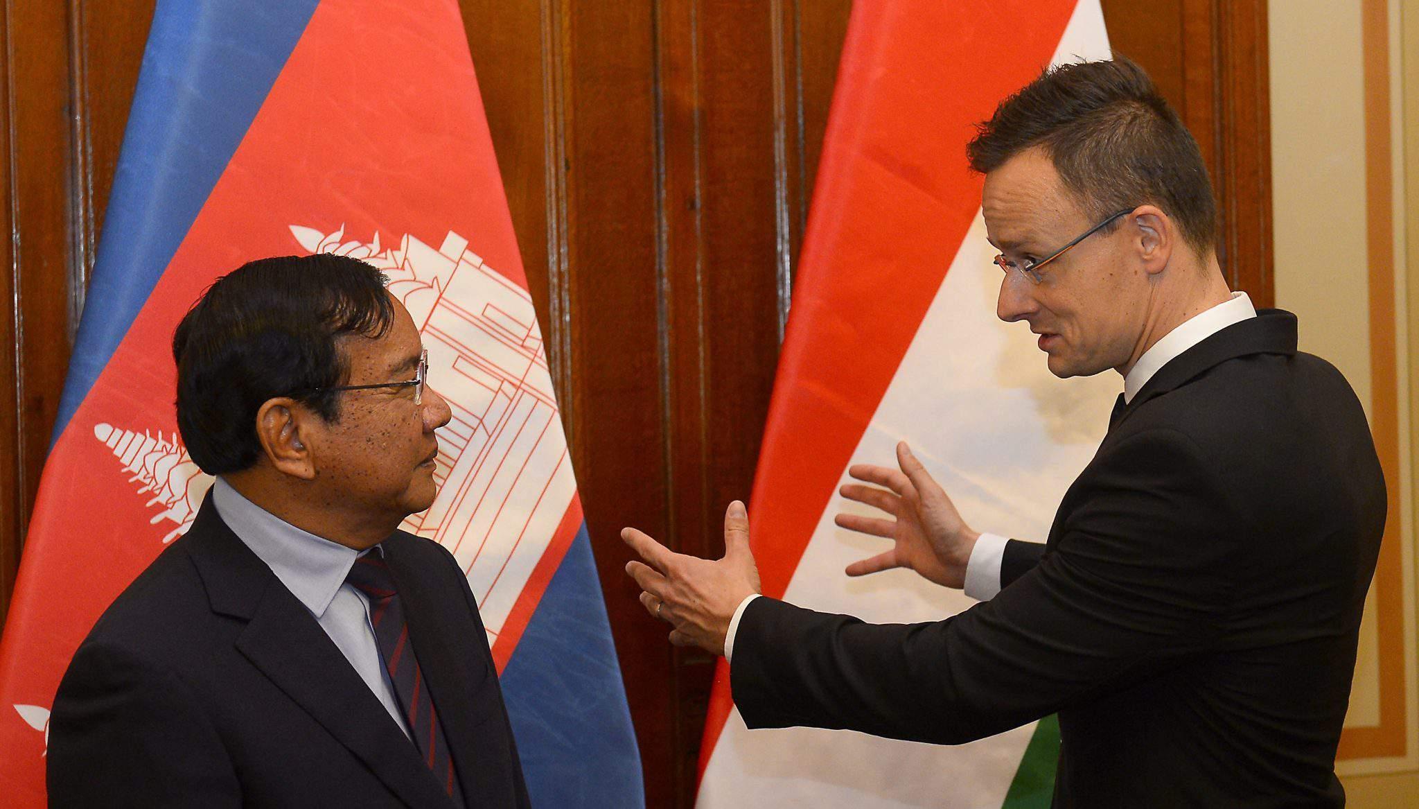 Hungary Cambodia