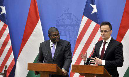Hungary accredits ambassador to Liberia for the first time