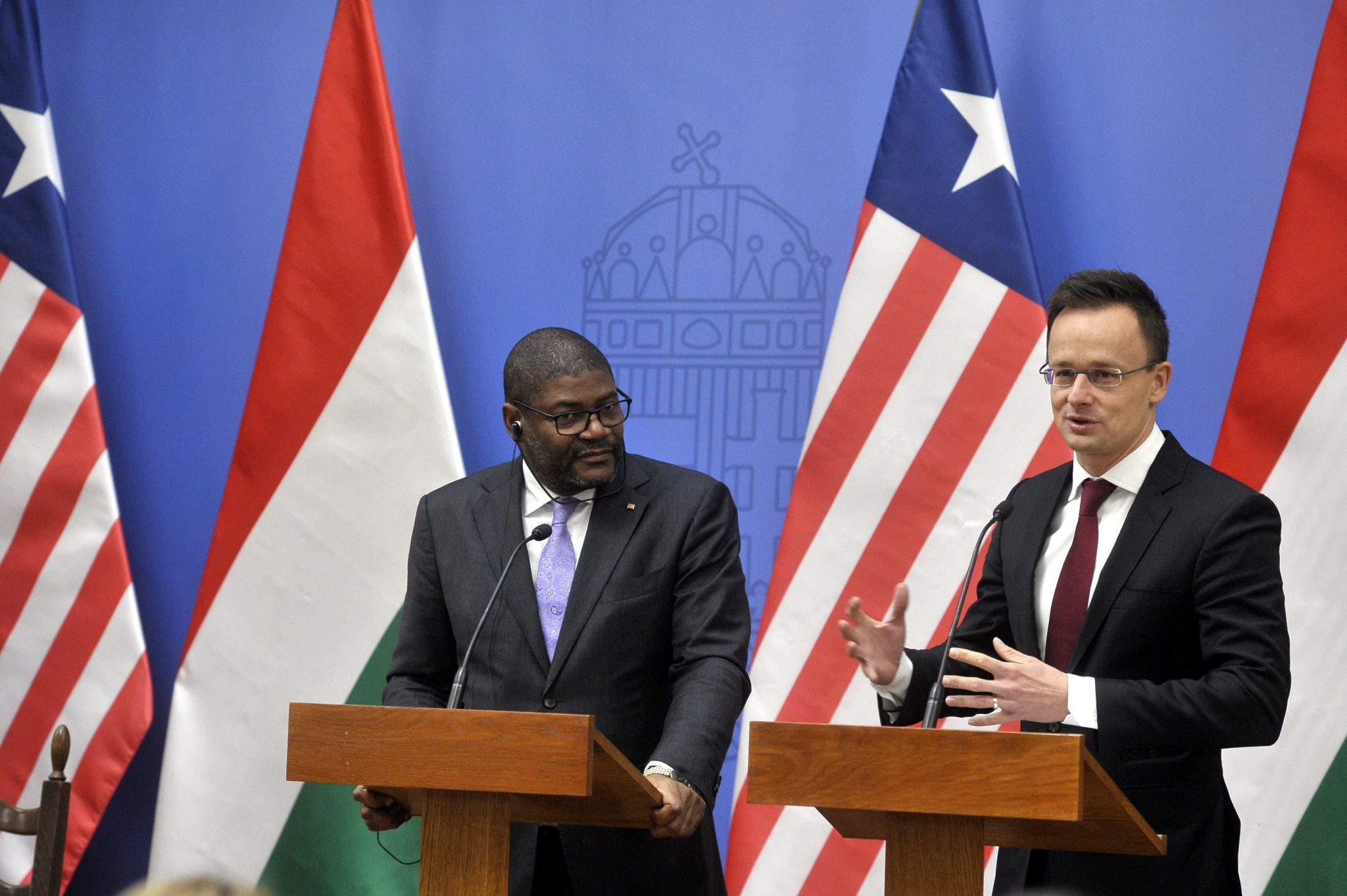 Hungary Liberia