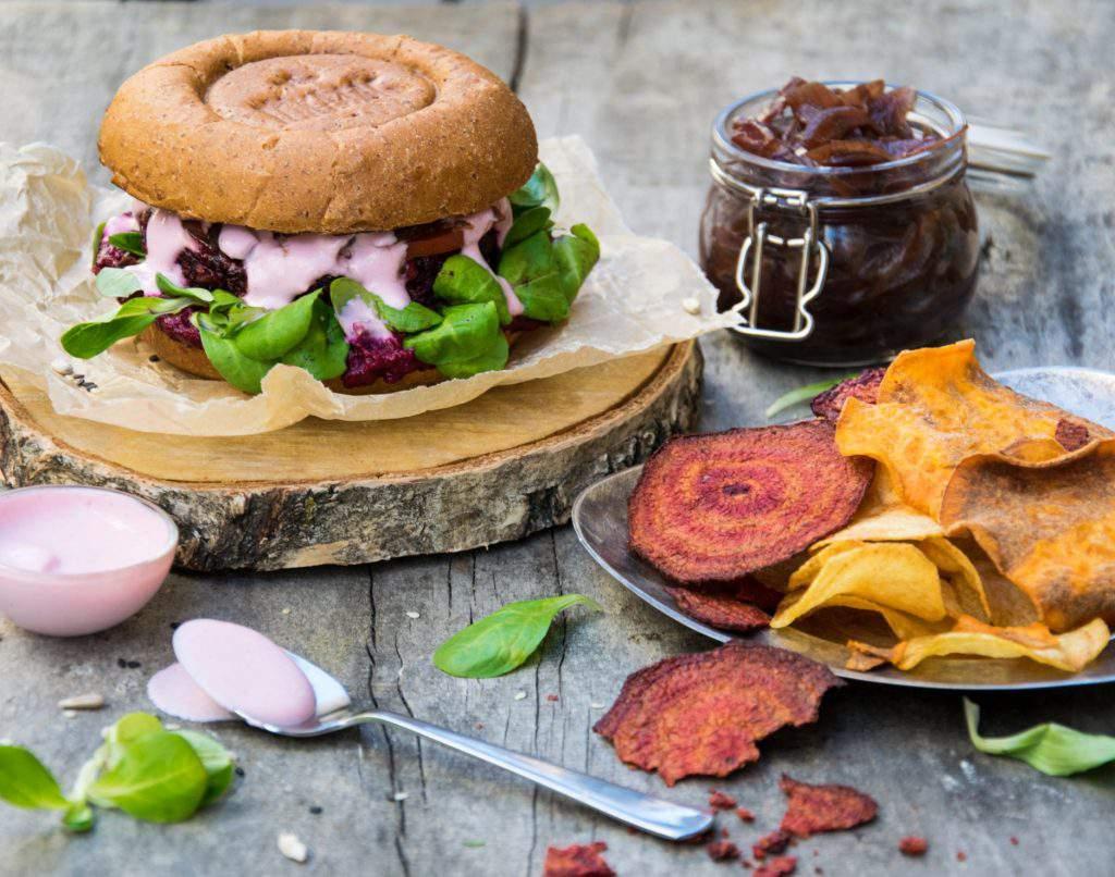vegan food, budapest