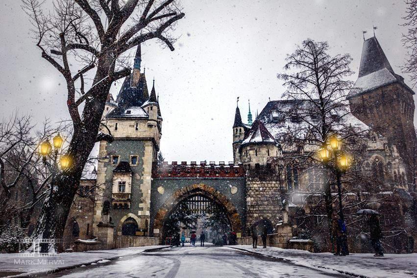 budapest, vajdahunyad castle