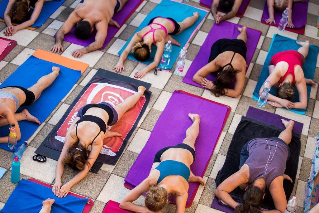 yoga, fitness, sport