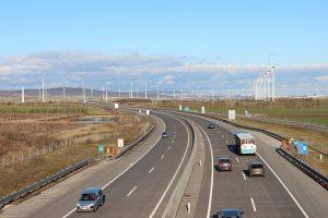 Austria highway, autobahn