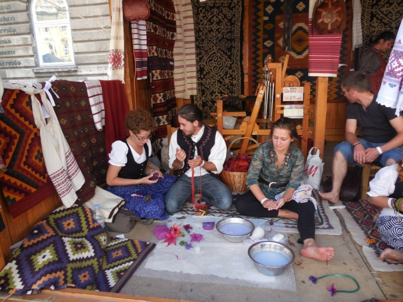 Festival of Folk Arts Mesterségek Ünnepe