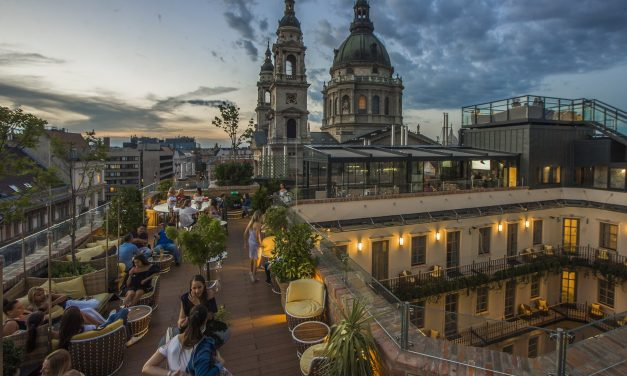 Budapest's best bars, ranging from ruin pubs to sky bars, according to CNN