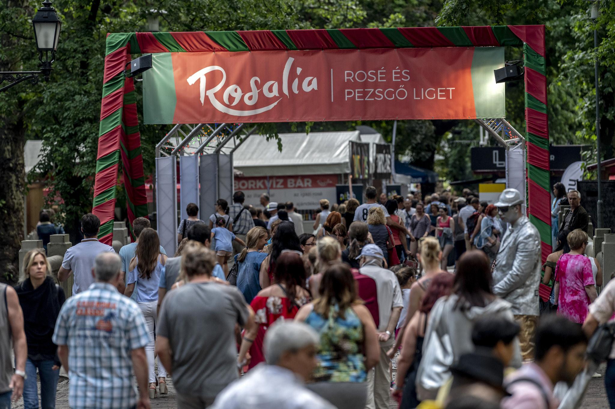 Rosalia Festival Fesztivál