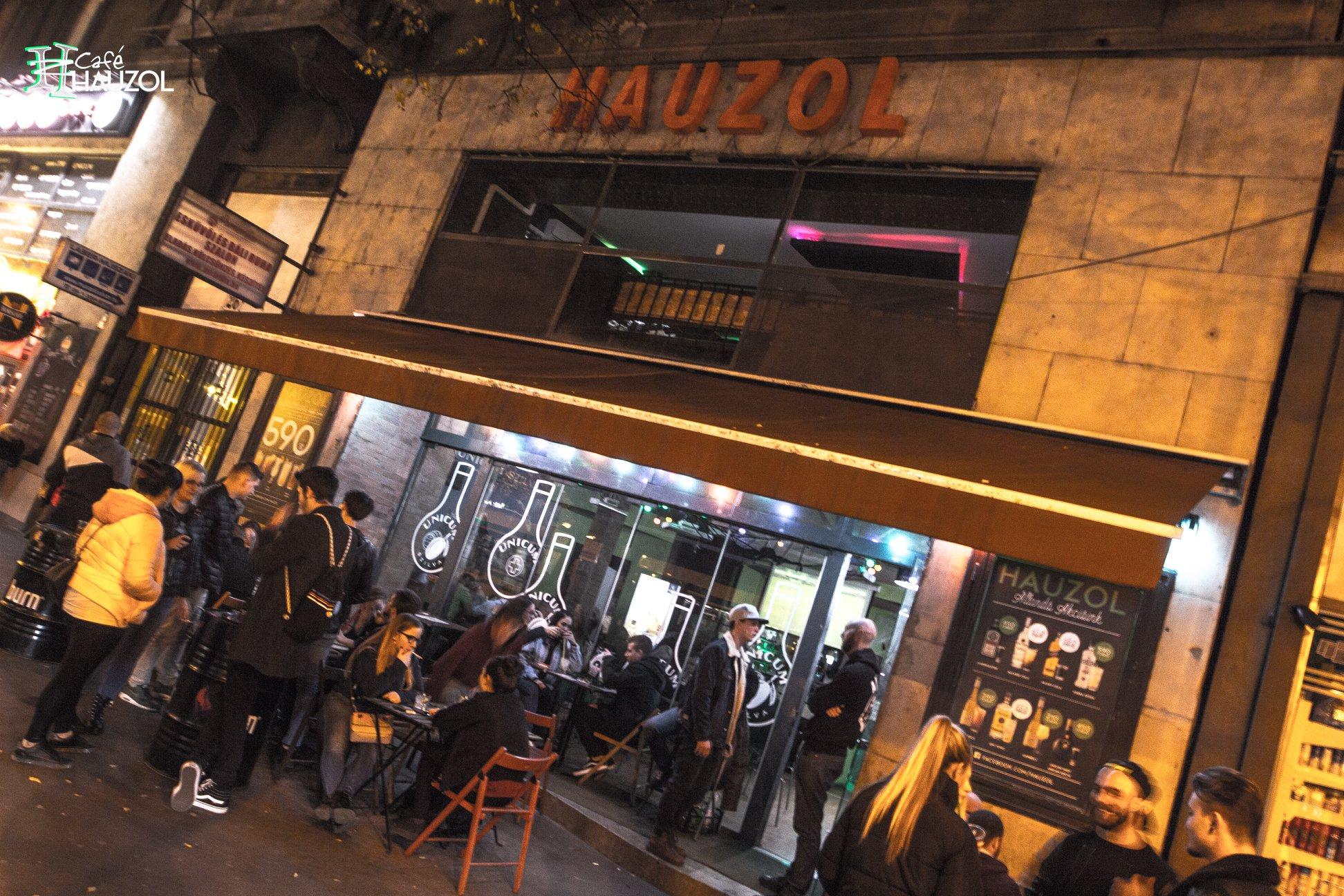 Hauzol Bar Budapest