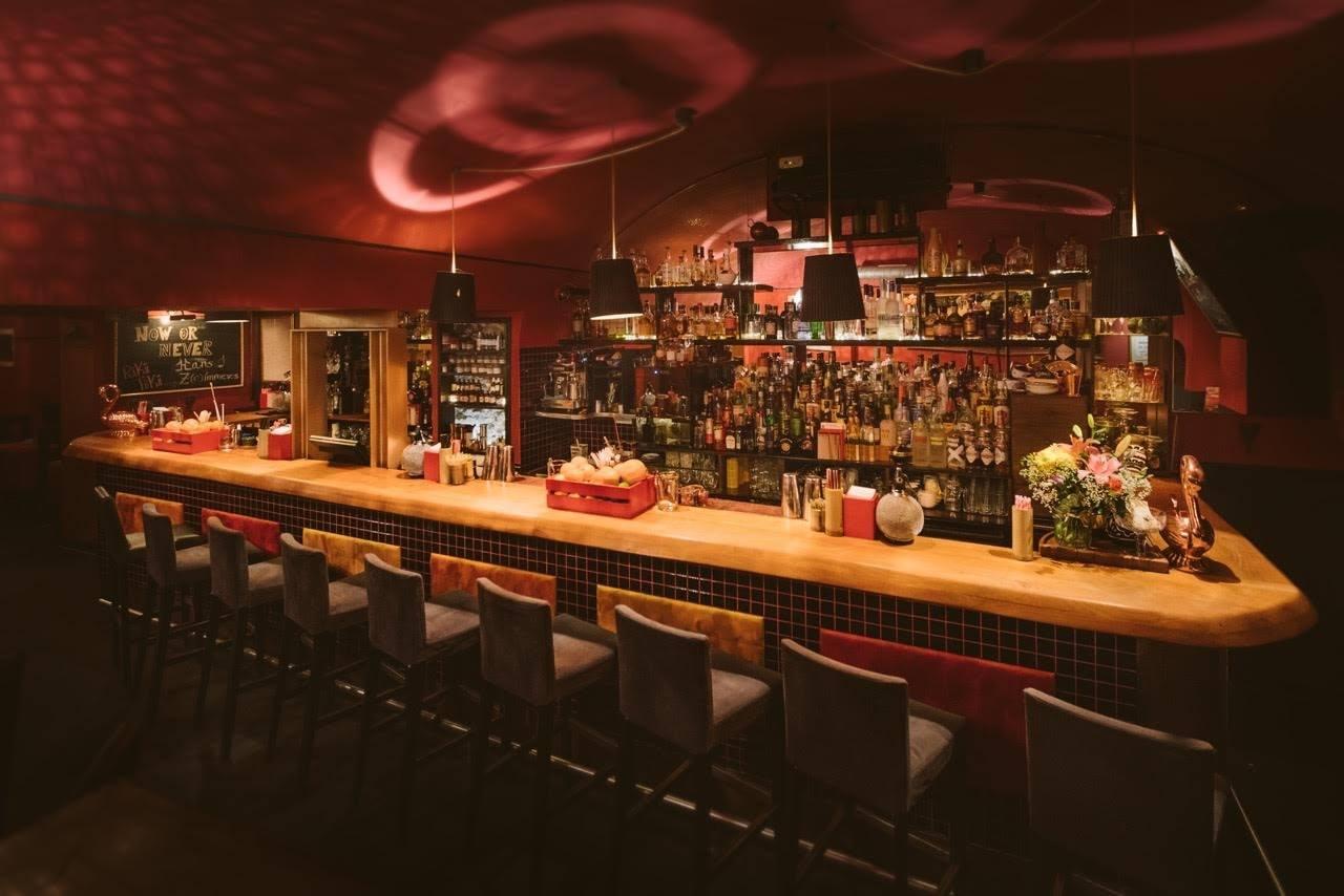 Boutiq' Bar Budapest