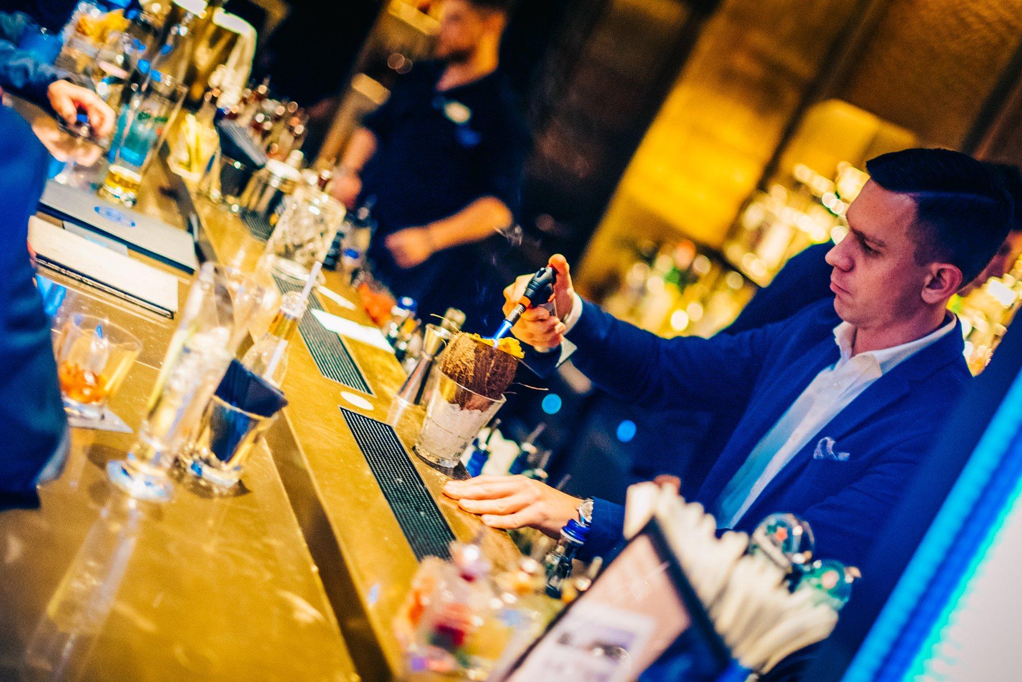 Blue Fox Bar Budapest