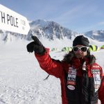 Amazing! Rakonczay becomes the first Hungarian to walk to the South Pole!