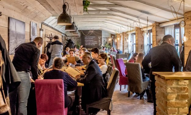 Unexpected success! One of Slovakia's top 10 restaurants is in Hungary