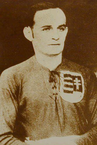 Blum Zoltán, legendary, football, sportsman