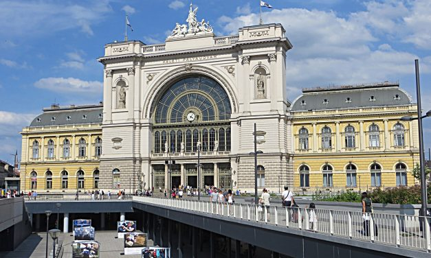 Keleti Railway Station to be closed for two weeks