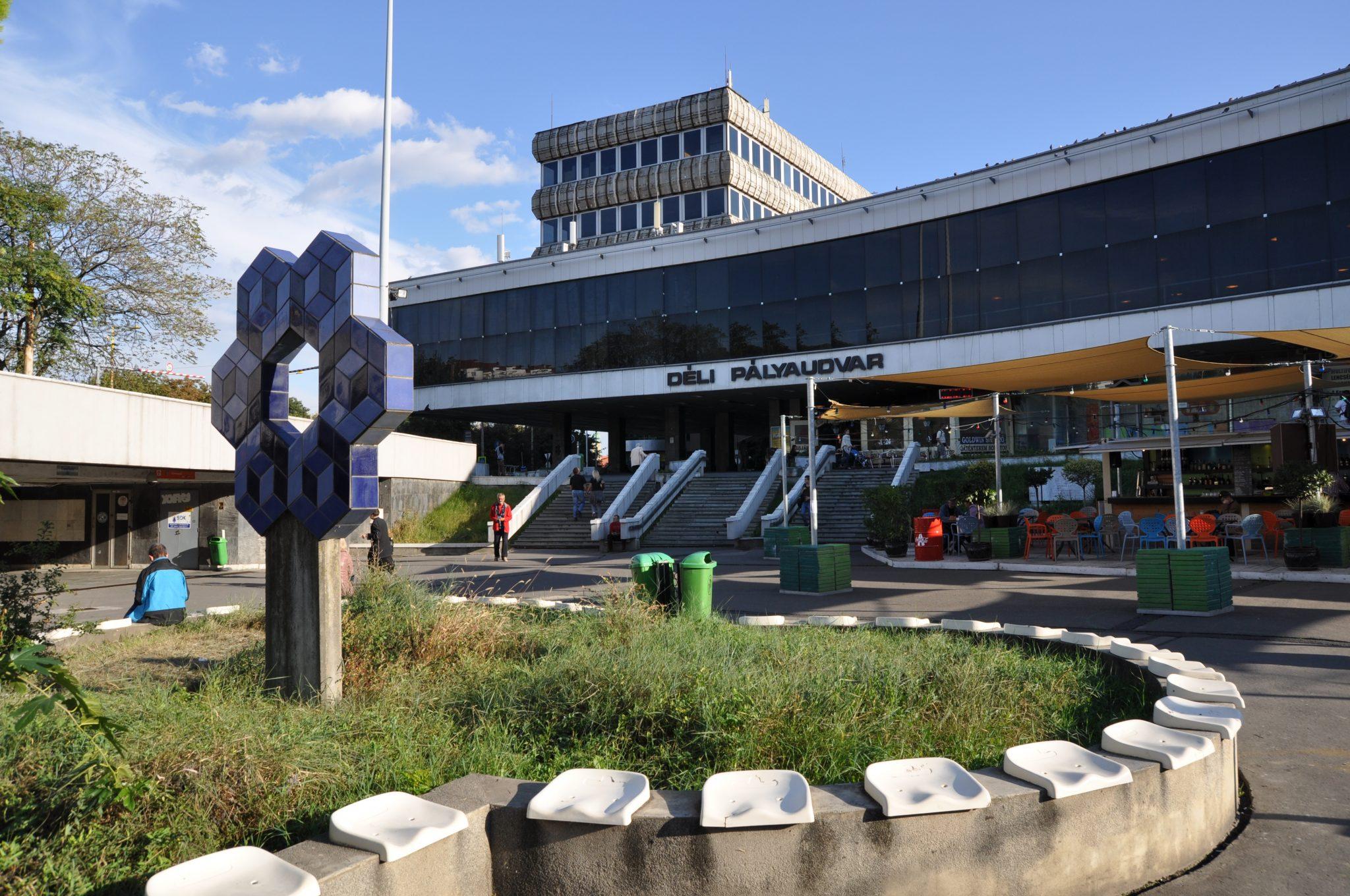 Déli Pályaudvar Railway Station