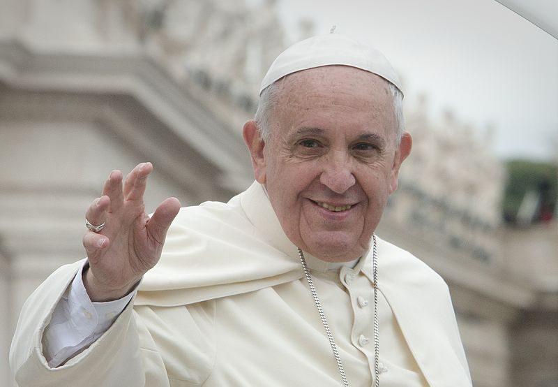 pope francis pápa hungary magyarország