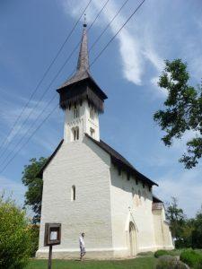 Csaroda reformátustemplom, reformed church, temple