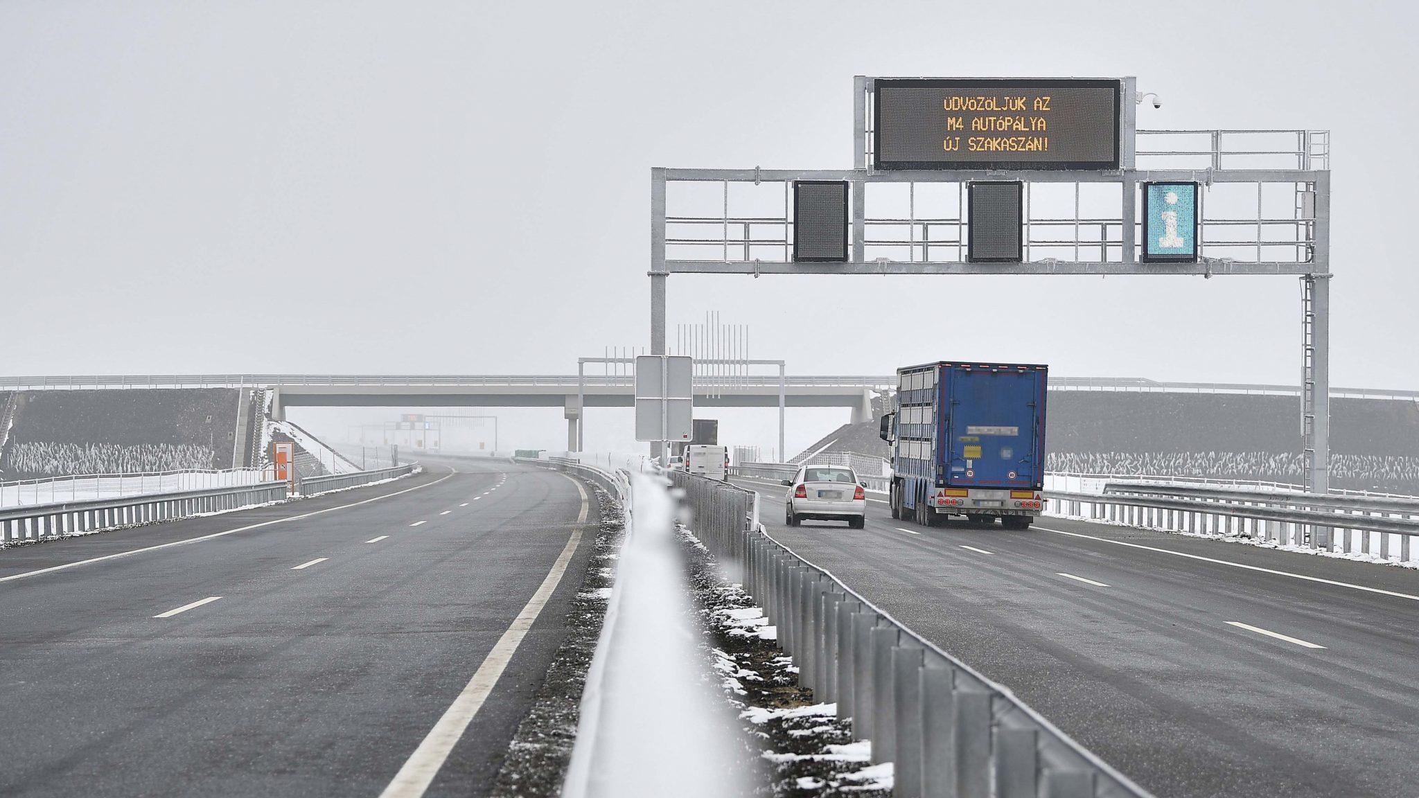 transport highway hungary