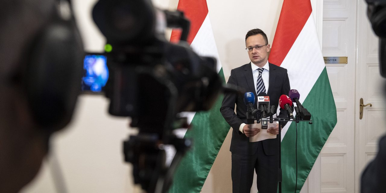 May EP elections most important yet, says Hungarian foreign minister