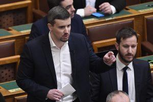 Jobbik MP Péter Jakab