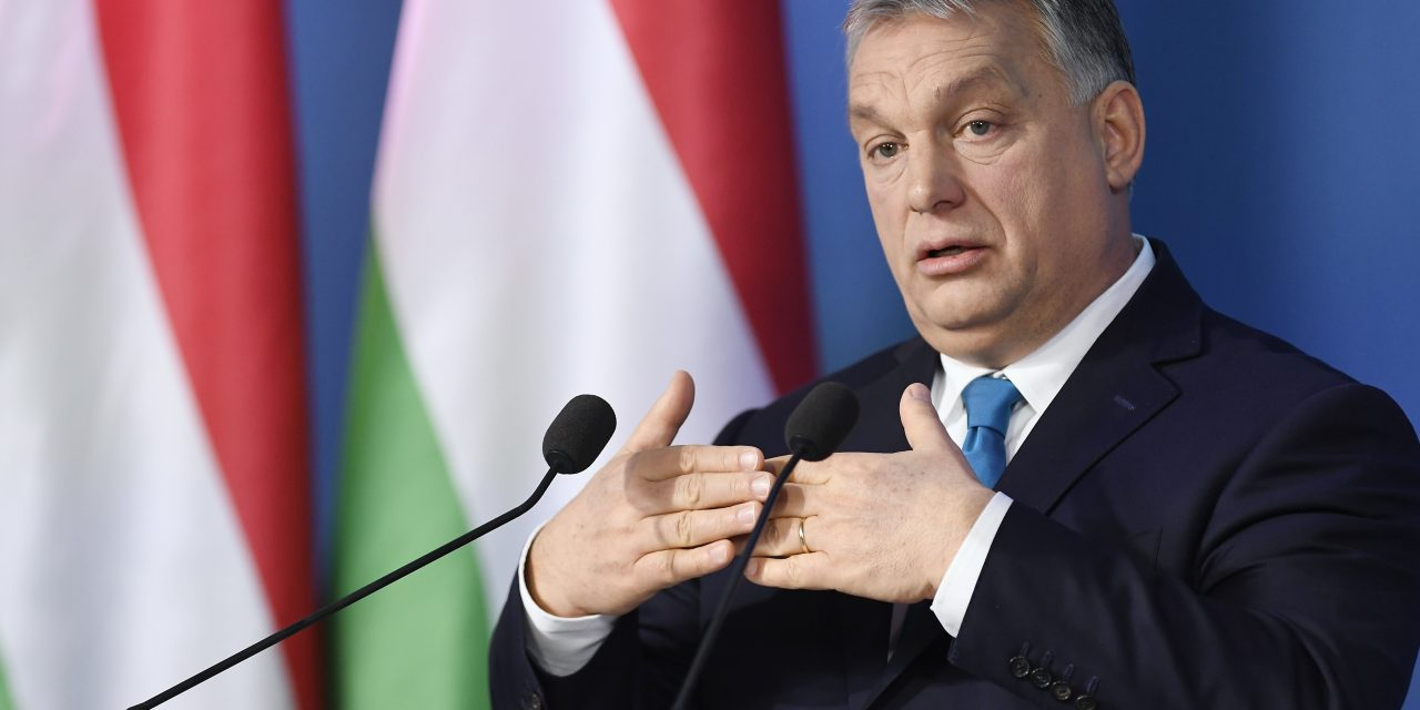 Orbán: Migration to be Europe's defining issue in next 15-20 years – International press conference