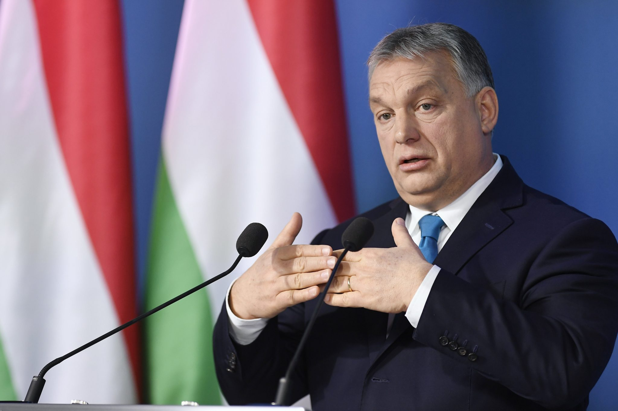 PM Orbán Hungary