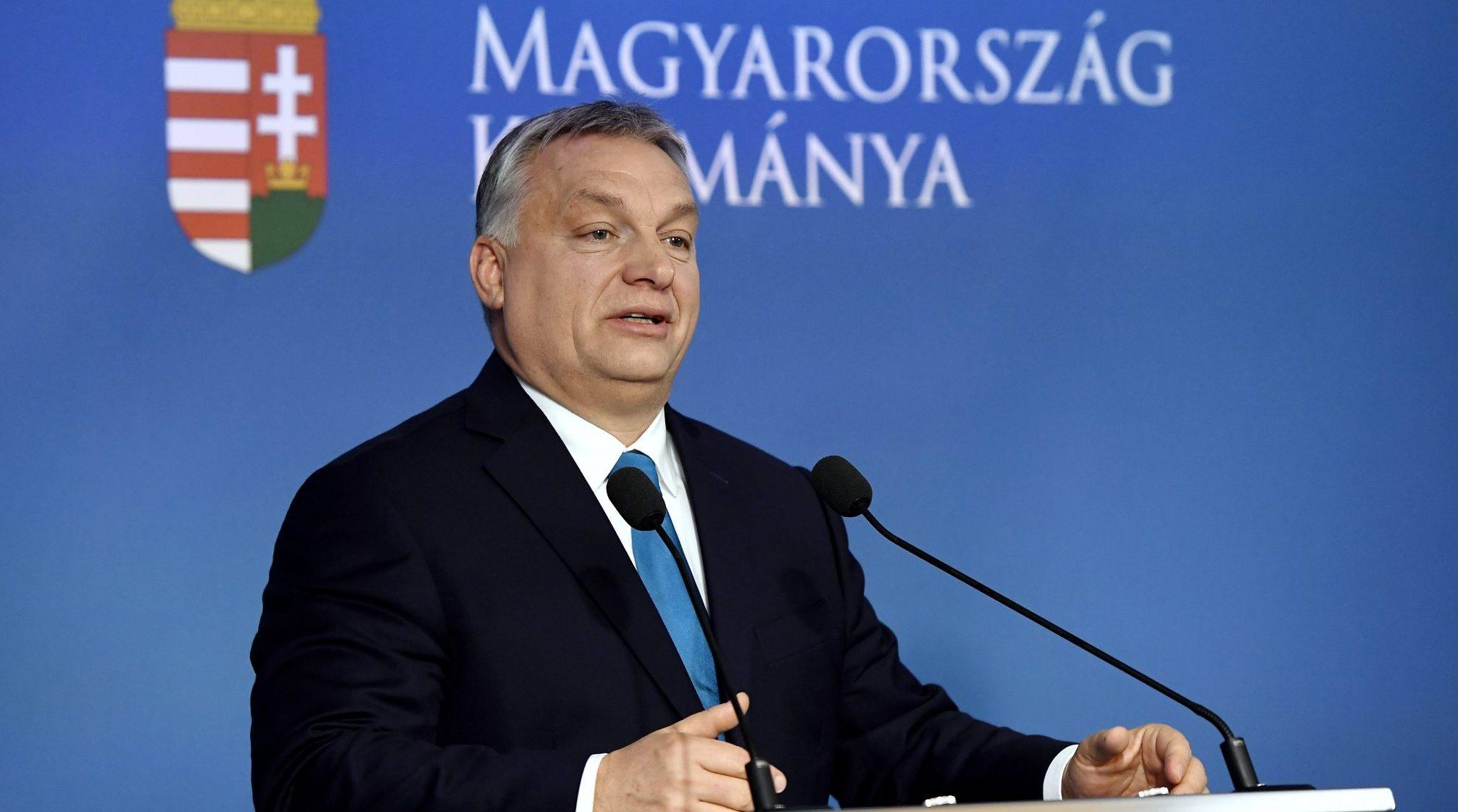 PM Orbán