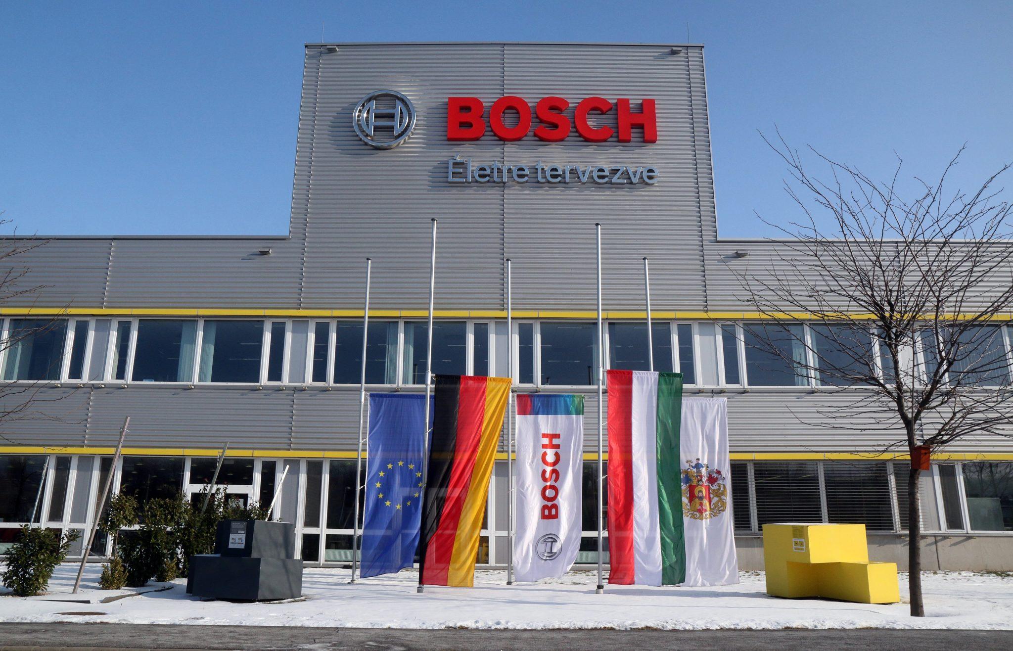 Bosch Hungary Miskolc
