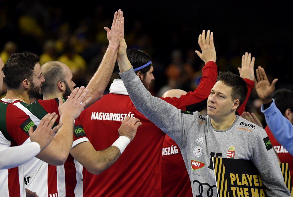 Mikler handball Hungary