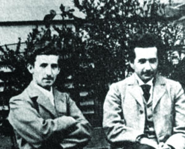 Einstein Grossmann
